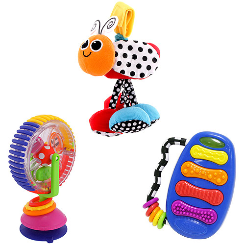 Sassy Xylophone, Wonder Wheel and Jitterbug Set