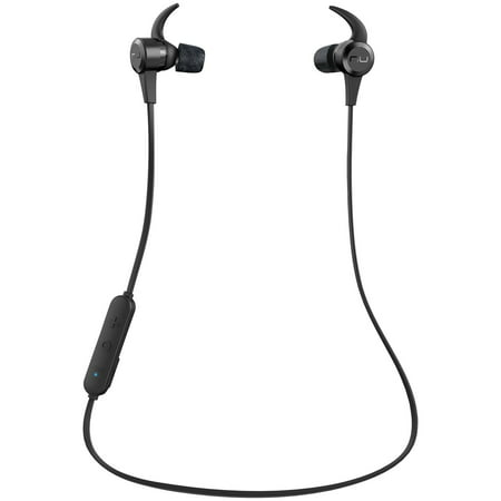 NuForce BELIVE5-BLACK BE Live5 Bluetooth Audiophile In-Ear Earbuds with Microphone (Black)