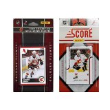 C & I Collectables FLAMES2TS NHL Calgary Flames Licensed Score 2 Team Sets