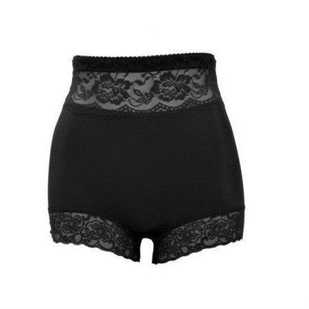 Rhonda Shear Pin Up Full Coverage Panties Ruched 622-401 Regular & Plus Sizes](Plus Size Pin Up)