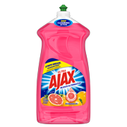 Ajax Ultra Bleach Alternative Liquid Dish Soap, Grapefruit - 28 fluid ounce