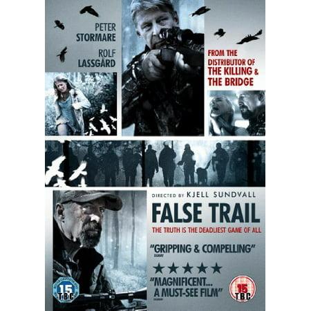 False Trail (2011) ( Jägarna 2 ) ( The Hunters 2 (The Hunters Two) ) [ NON-USA FORMAT, PAL, Reg.2 Import - United Kingdom
