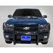 Steelcraft 50120 Grille Guard; Black Powdercoat;