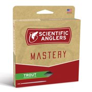 Scientific Anglers Mastery Trout Taper Weight Forward Floating Fly Line -Dry Tip