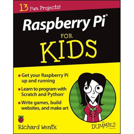- Raspberry Pi For Kids For Dummies - eBook