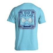Live Oak Brand Bow Tie Emblem T-Shirt