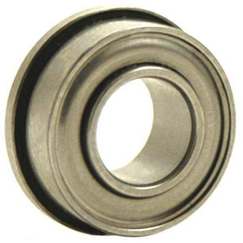 EZO SFR3 A3MC3AF2 Ball Bearing,0.1875in Dia,109 lb,Flanged G2402681