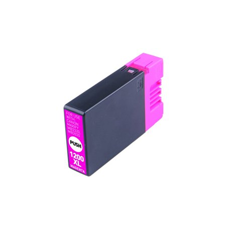 Compatible Canon PGI-1200XL Magenta Inkjet Cartridge High Yield By Superink - image 1 of 1