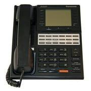 Refurbished Panasonic KX-T7235B Digital Corded Phone (Black)