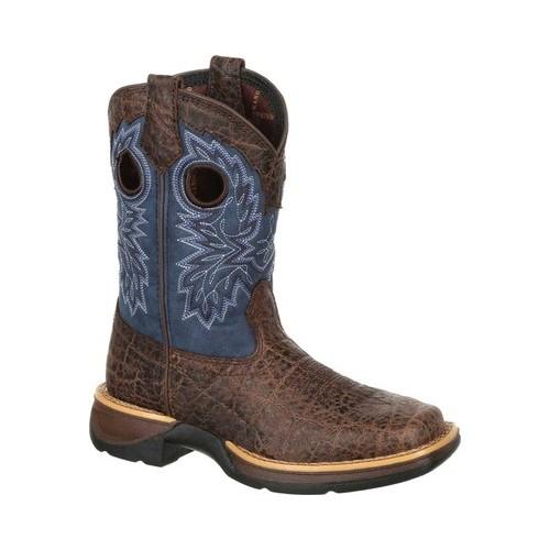 Children's Durango Boot DBT0209C Lil' Rebel Cowboy Boot Little Kid by Durango Boot