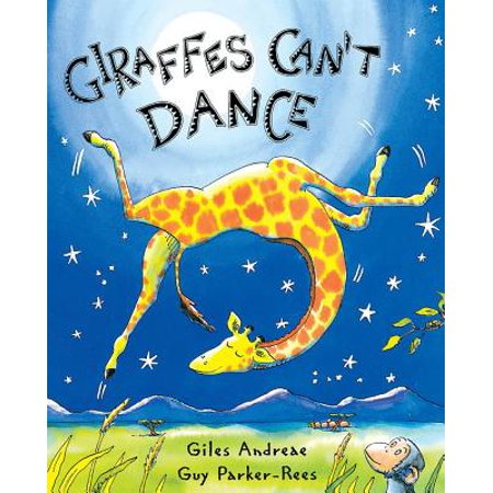 Giraffes Can't Dance (Hardcover)](Ideas To Ask To A Halloween Dance)