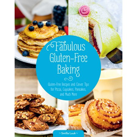 Fabulous Gluten-Free Baking : Gluten-Free Recipes and Clever Tips for Pizza, Cupcakes, Pancakes, and Much More - Recipes Halloween Themed Cupcakes