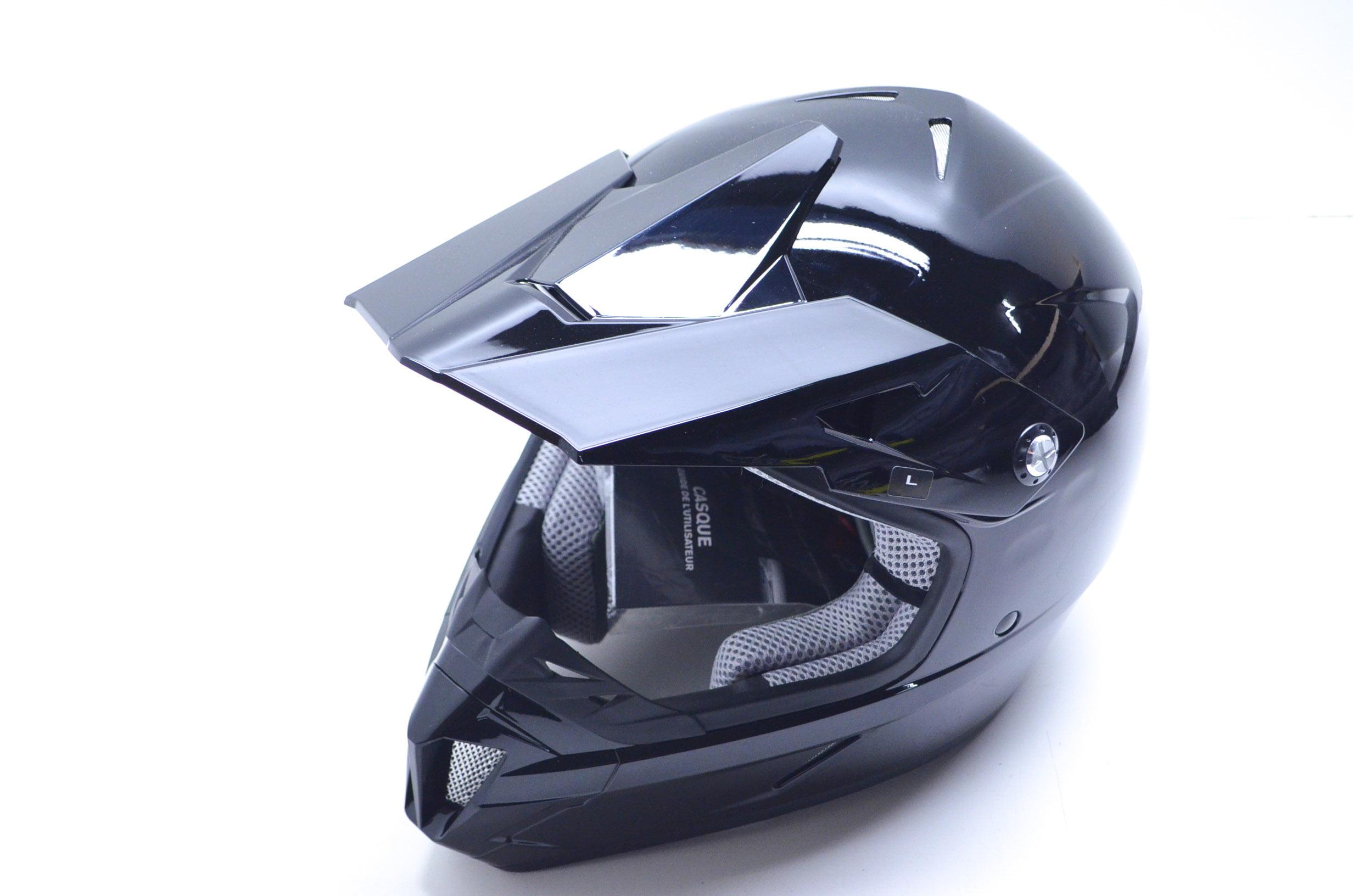 Can-Am, Sea-Doo, Ski-Doo 4482500990 Ski-Doo Black Large XC-4 Cross Helmet QTY 1 by Can-Am, Sea-Doo, Ski-Doo