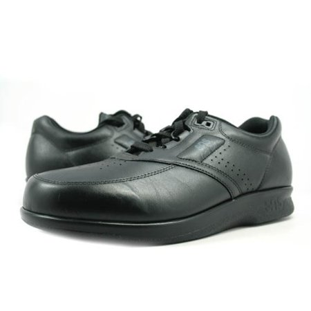 053c8d9bc3 SAS Time Out Men's Tripad Comfort Black Leather Walking Shoe 6 US -  Walmart.com