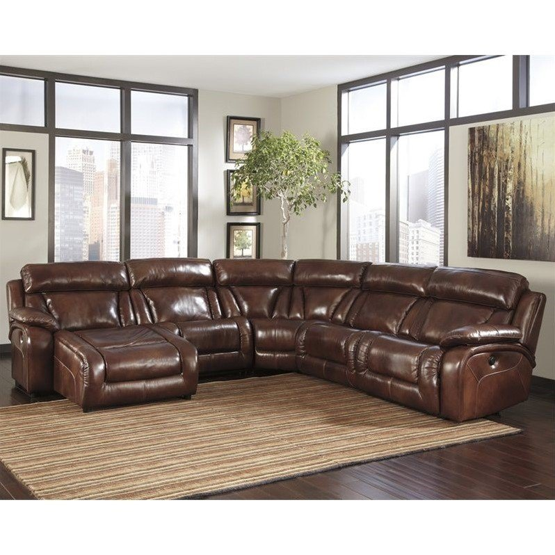 Signature Design By Ashley Furniture Elemen 5 Piece Sectional In