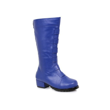 101-MARC, Child Knee High Superhero Boot (Superhero Boot Covers)