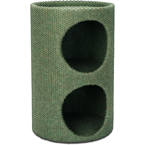 ABC Pet 20'' Two Story Dura Scratch Cat Condo