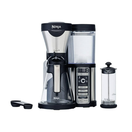 Ninja Coffee Bar Filter Brewer Machine with Glass Carafe (Certified