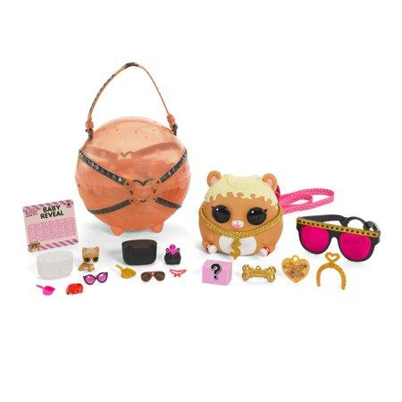 L.O.L. Surprise! Biggie Pets - M.C.Hammy Mini Backpack & Accessories - image 1 of 2