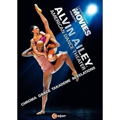 Alvin Ailey American Dance Theater: Chroma   Grace   Takademe by C MAJOR ENTERTAINMENT