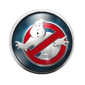 Ghostbusters- 18MM Glass Dome Candy Snap Charm - Ghostbusters Candy