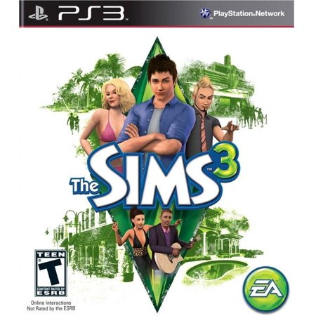 The Sims 3   Playstation 3  App Sky Controllers Wireless New Upadated Genuine Nintendo Noise Store Combo Black Arts Ps4 Ps3 Version Uk Light Greatest 35Mm Plus Pack    By Electronic Arts