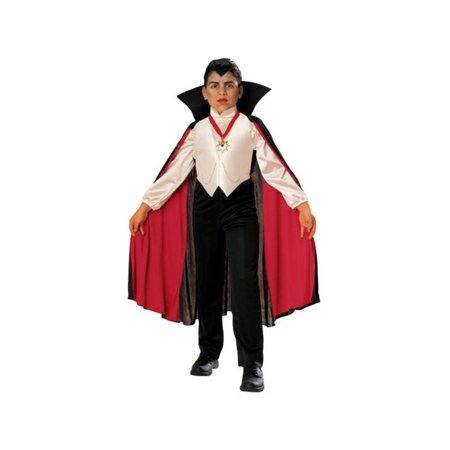Child's Dracula Costume (Diy Dracula Costume)