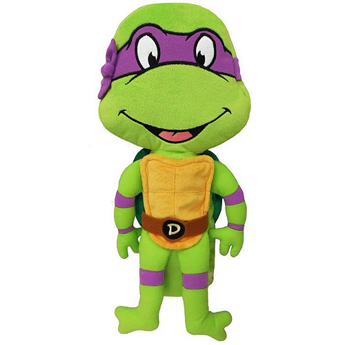 As Seen on TV Nickelodeon's TMNT Donatello SeatPet