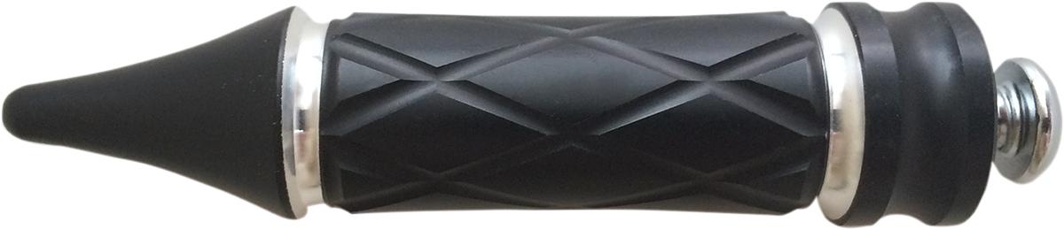 TC-550B Eddie Trotta Designs Platinum Cut Series Shifter Pegs Black