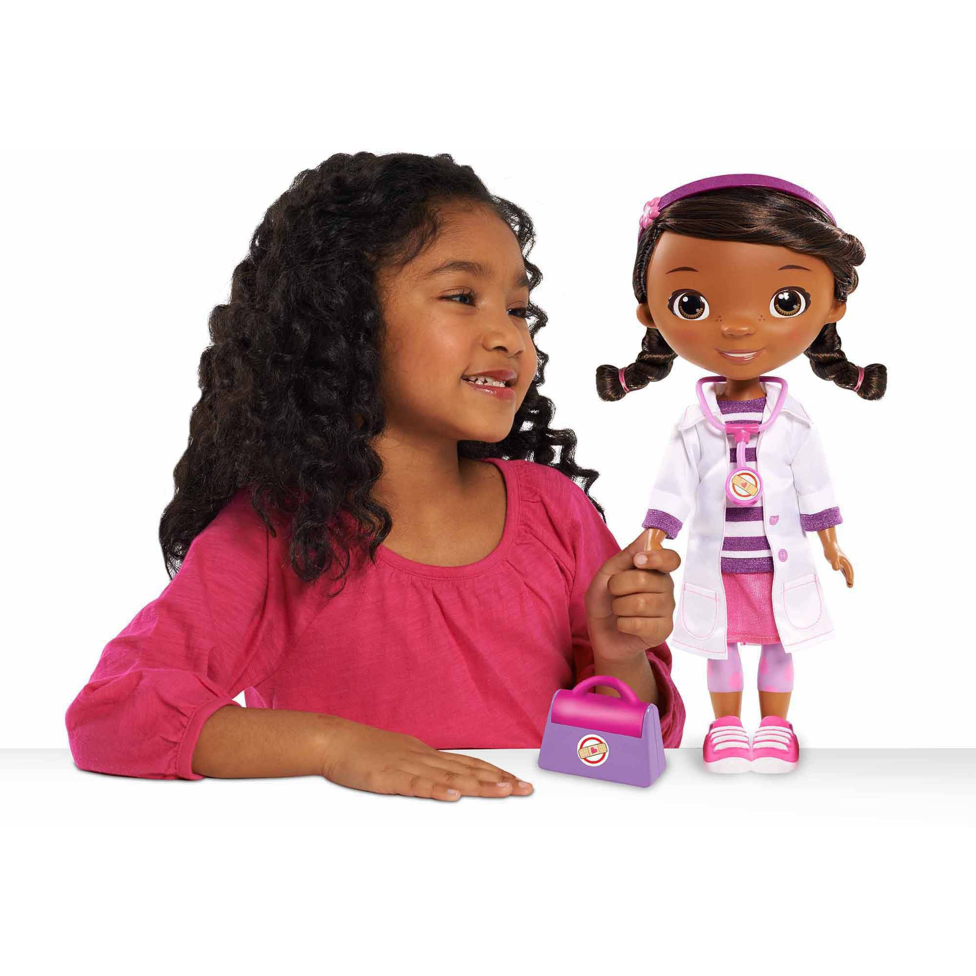Doc McStuffins My Friend Doc Doll