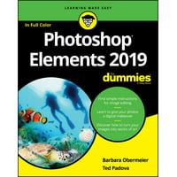 Photoshop Elements 2019 for Dummies (Paperback)