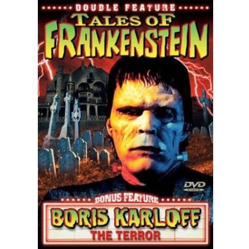 Tales Of Frankenstein   The Terror by ALPHA VIDEO DISTRIBUTORS