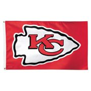 Kansas City Chiefs WinCraft Deluxe 3' x 5' Flag