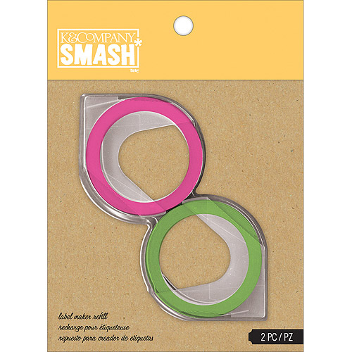 Smash Label Makers Refills