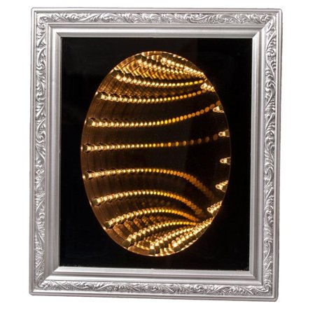 American Scientific Infinity Mirror Experience Optical Effects Law of Reflection - Halloween Mirror Effects