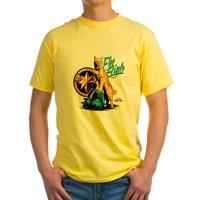 CafePress - Goose The Cat Captain Marvel Light T Shirt - Light T-Shirt - CP