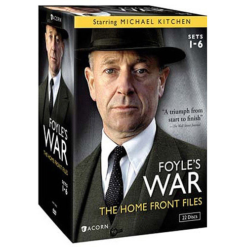 Foyle's War: The Home Front Files Sets 1-6 by ACORN MEDIA