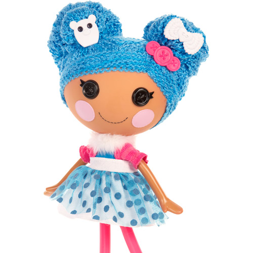 Lalaloopsy Loopy Hair Doll, Mittens Fluff n' Stuff