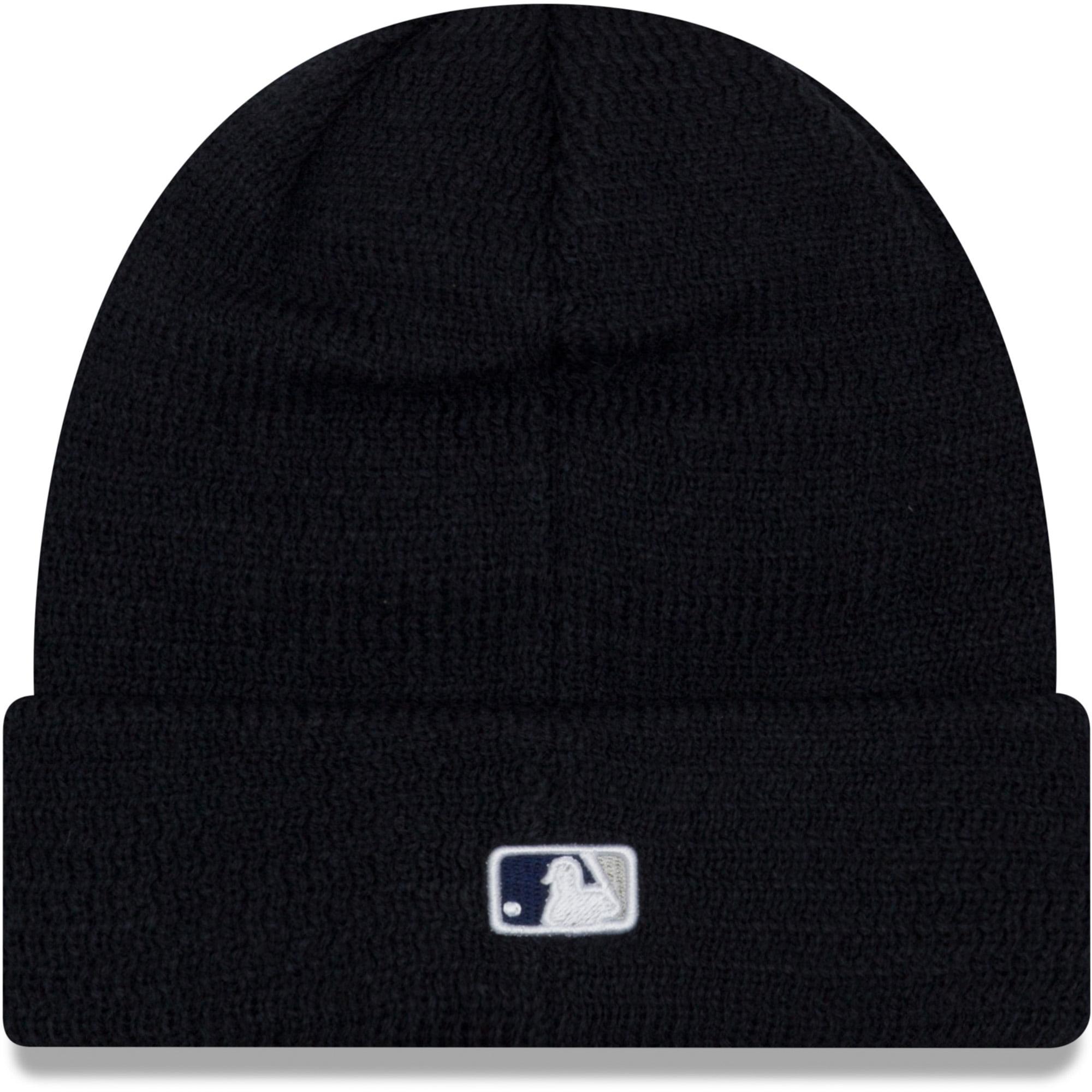 New York Yankees New Era Youth On-Field Sport Cuffed Knit Hat - Navy ... 4966993ae