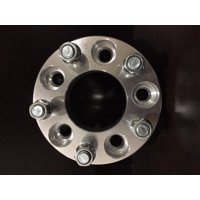"""1) 5 lug Wheel Spacers 5x4.5 TO 5X5 Adapters bolt 12x1.5 Fit Dodge New Set 1.25"""""""