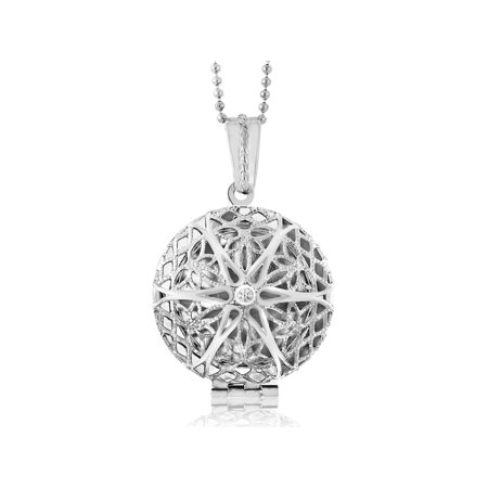 Locket Pendant Necklace Charm 1