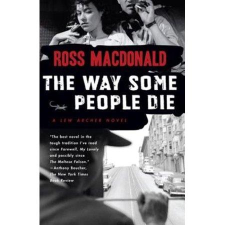 The Way Some People Die - eBook