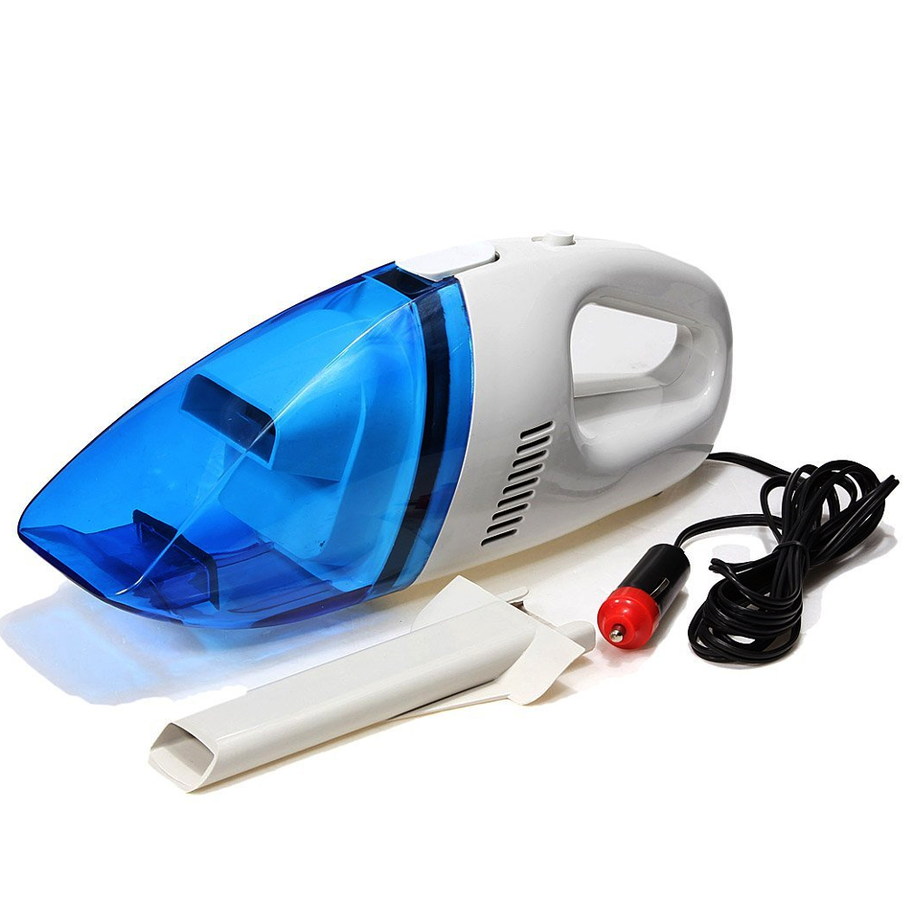 Wet Dry Vacuum Cleaner 12V Car For Clean Car Interiors