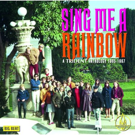 Sing Me a Rainbow: A Trident Anthology 1965-1967 (Sing Me A Rainbow Paint Me A Dream)