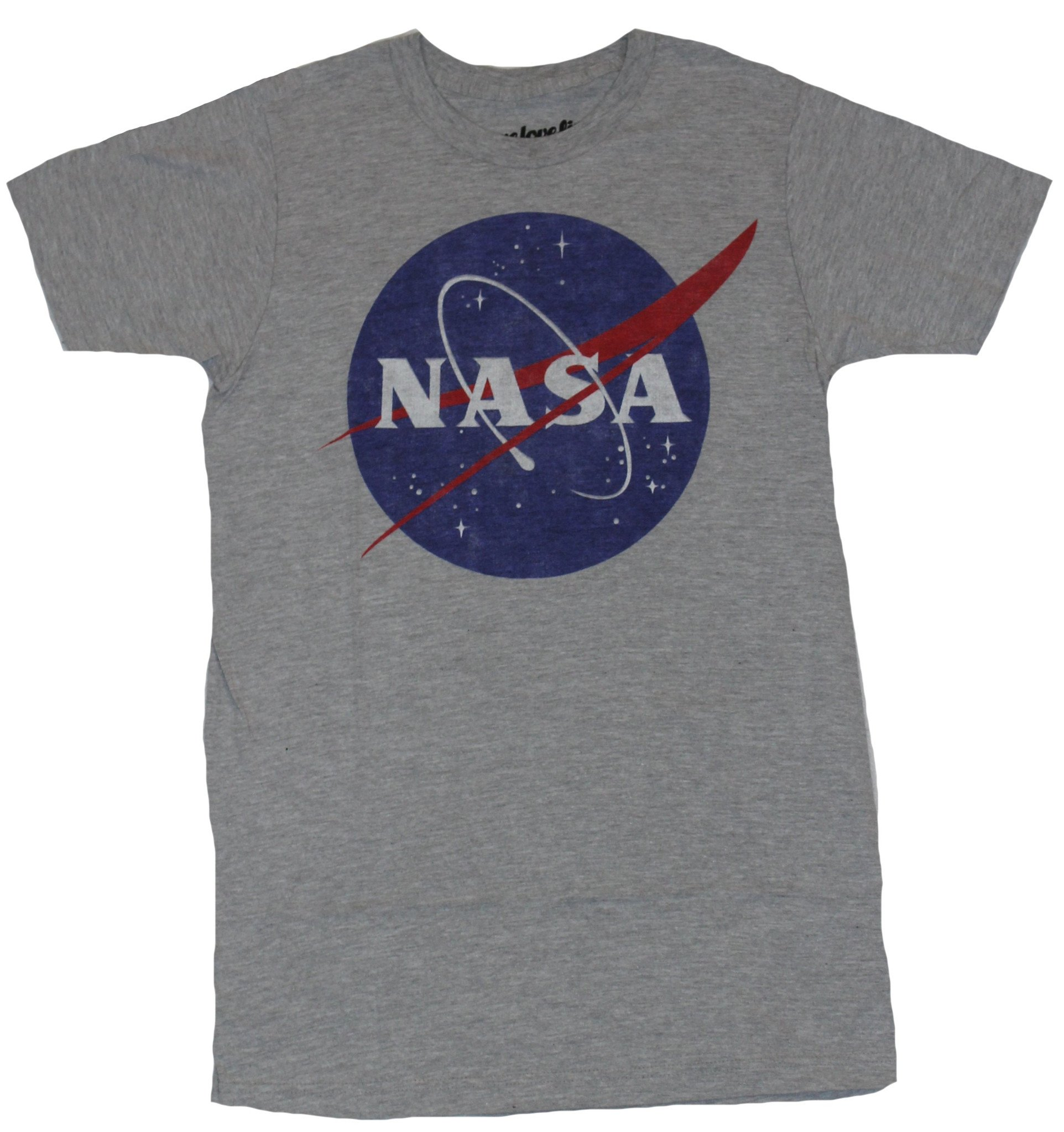 Nasa Classic Logo Mens Pyjama Lounge Sets