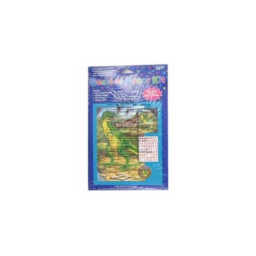 DDI 364565 18'' x 27'' Dinosaur Guest Kit Case Of 24