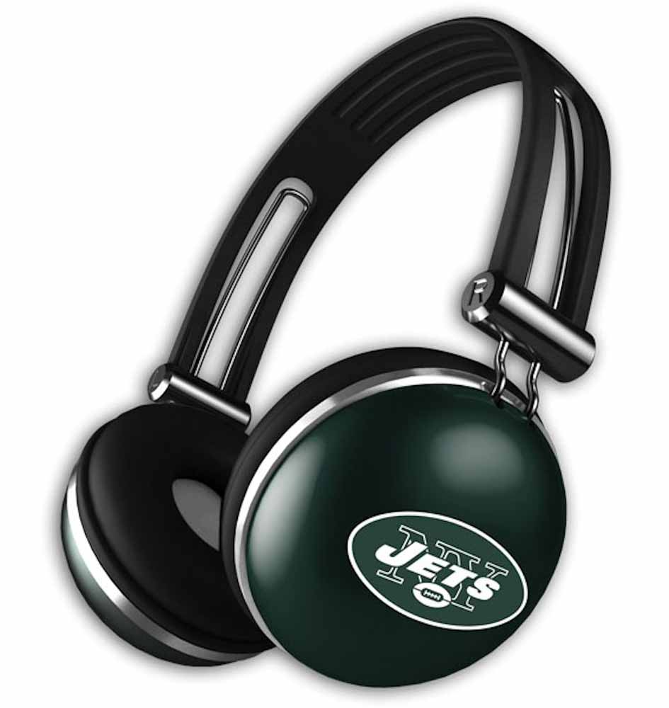New York Jets The Noise Headphones by iHip
