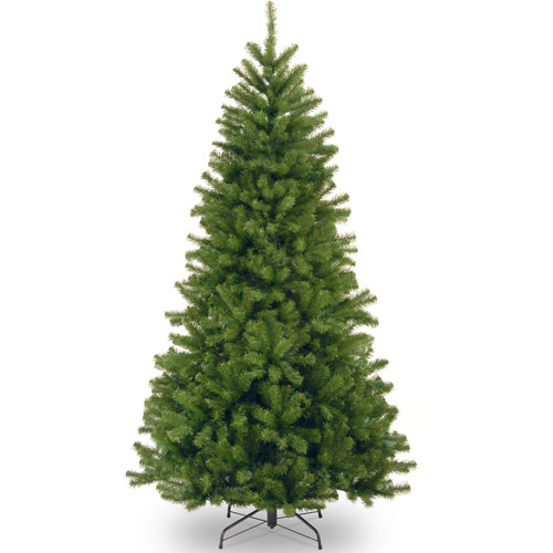 National Tree Unlit 7' North Valley Spruce
