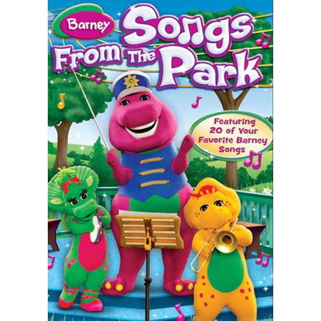 Barney: Songs from the Park (Vudu Digital Video on Demand)](Barney Halloween Party Songs)