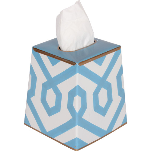 Malabar Bay, LLC Madison Tissue Box Cover